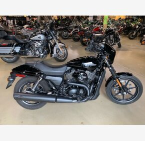 2017 Harley-Davidson Street 750 for sale 200798277