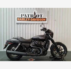 2017 Harley-Davidson Street 750 for sale 200799588
