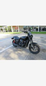 2017 Harley-Davidson Street 750 for sale 200802258