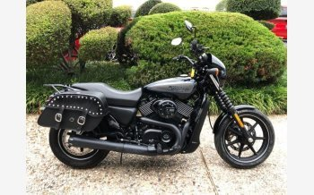 2017 Harley-Davidson Street 750 for sale 200815332