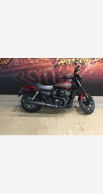 2017 Harley-Davidson Street 750 for sale 200851560