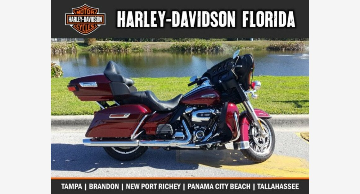 2017 Harley-Davidson Touring Electra Glide Ultra Classic for sale 200523481