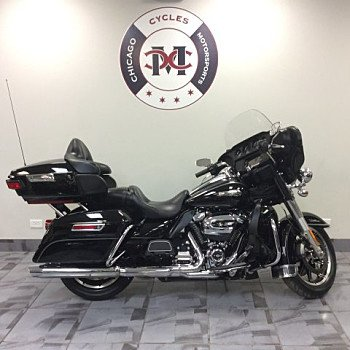 2017 Harley-Davidson Touring Electra Glide Ultra Classic for sale 200545064