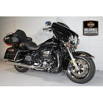 2017 Harley-Davidson Touring Ultra Limited for sale 200572100