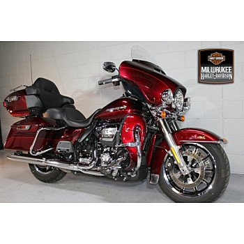 2017 Harley-Davidson Touring Ultra Limited for sale 200572104