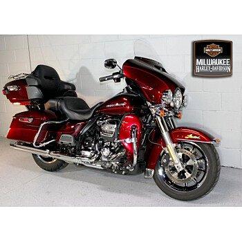 2017 Harley-Davidson Touring Ultra Limited for sale 200572109