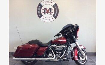 2017 Harley-Davidson Touring Street Glide for sale 200577948
