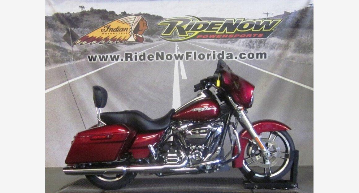2017 Harley-Davidson Touring Street Glide for sale 200613088