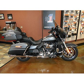 2017 Harley-Davidson Touring for sale 200630495