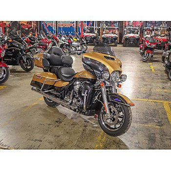 2017 Harley-Davidson Touring Ultra Limited for sale 200640136