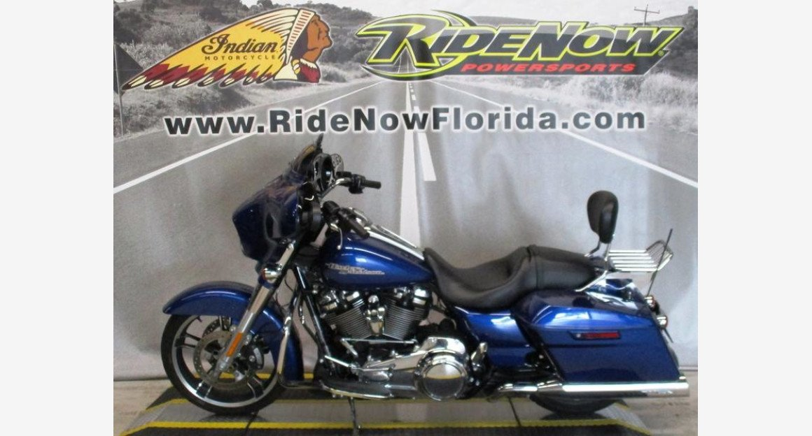 2017 Harley-Davidson Touring Street Glide Special for sale 200641989