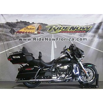 2017 Harley-Davidson Touring Ultra Limited Low for sale 200658251