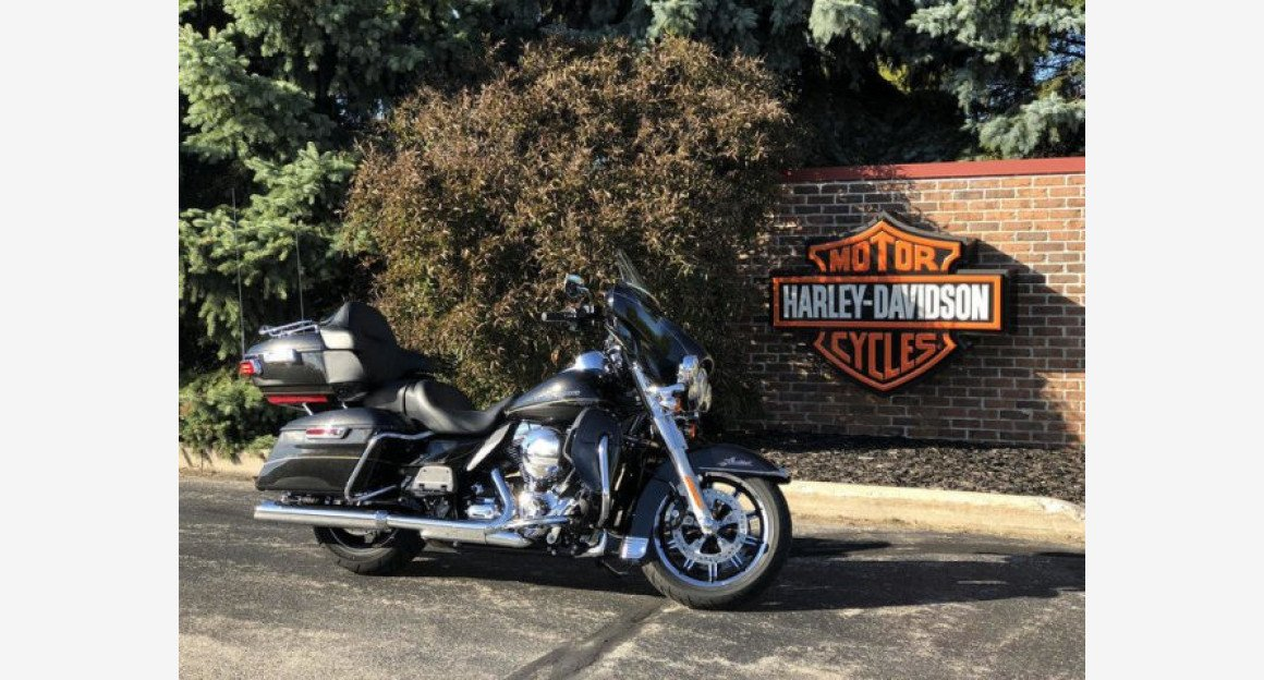 2017 Harley-Davidson Touring Ultra Limited for sale 200663208