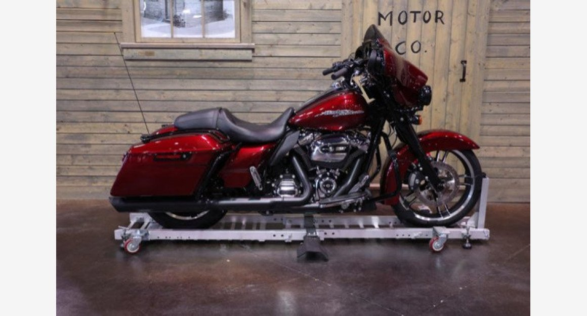 2017 Harley-Davidson Touring Street Glide Special for sale 200663209