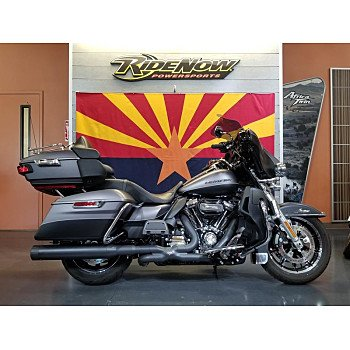 2017 Harley-Davidson Touring Ultra Limited for sale 200677263