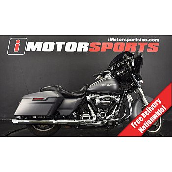 2017 Harley-Davidson Touring Street Glide Special for sale 200699101