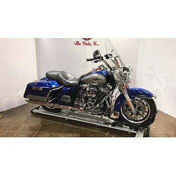 2017 Harley-Davidson Touring Road King for sale 200573418