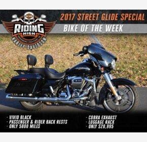 2017 Harley-Davidson Touring for sale 200691800