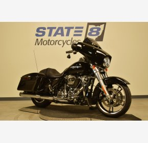 2017 Harley-Davidson Touring Street Glide for sale 200693152