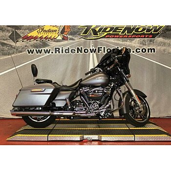 2017 Harley-Davidson Touring Street Glide Special for sale 200717582