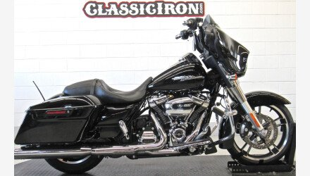 2017 Harley-Davidson Touring Street Glide for sale 200731611