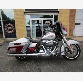 2017 Harley-Davidson Touring Street Glide for sale 200734082