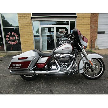 2017 Harley-Davidson Touring Street Glide for sale 200734082