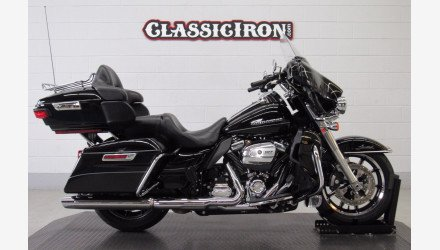 2017 Harley-Davidson Touring Ultra Limited Low for sale 200758507