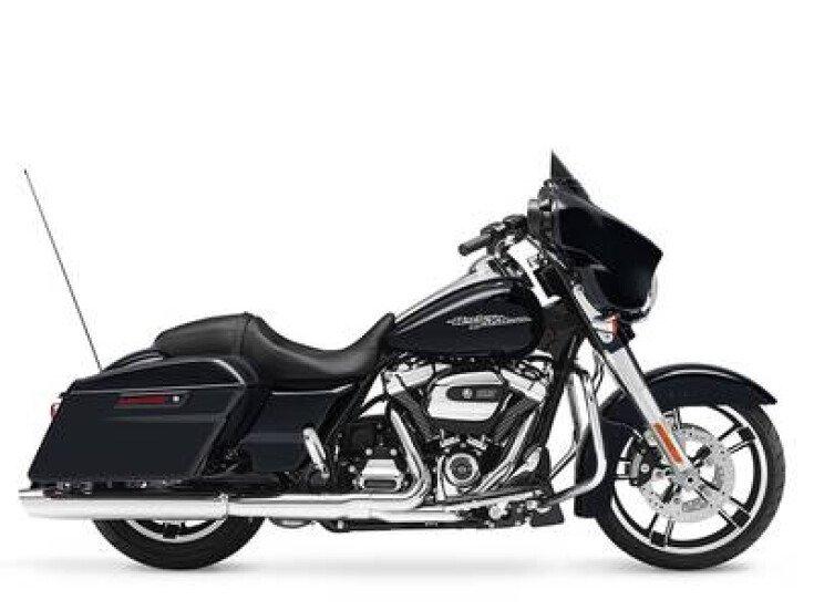 2017 Harley-Davidson Touring for sale 200775904