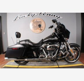 2017 Harley-Davidson Touring Motorcycles for Sale