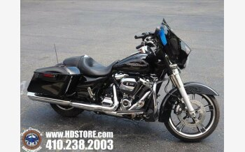 2017 Harley-Davidson Touring Street Glide for sale 200790060