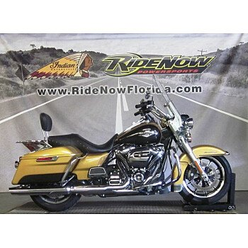 2017 Harley-Davidson Touring Road King for sale 200790799