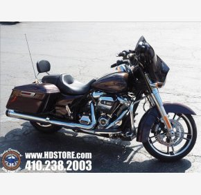 2017 Harley-Davidson Touring Street Glide Special for sale 200806278
