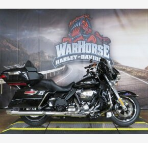 2017 Harley-Davidson Touring Ultra Limited Low for sale 200812024