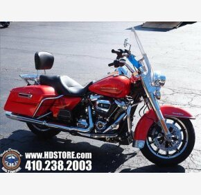 2017 Harley-Davidson Touring Road King for sale 200820329