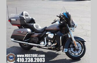 2017 Harley-Davidson Touring Ultra Limited for sale 200835014