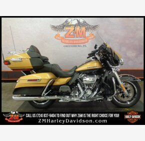 2017 Harley-Davidson Touring Ultra Limited for sale 200846882