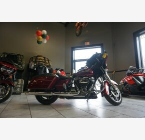 2017 Harley-Davidson Touring Street Glide for sale 200885320