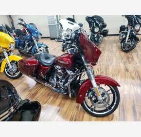 2017 Harley-Davidson Touring for sale 200889737