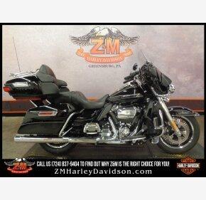 2017 Harley-Davidson Touring Ultra Limited for sale 200901843