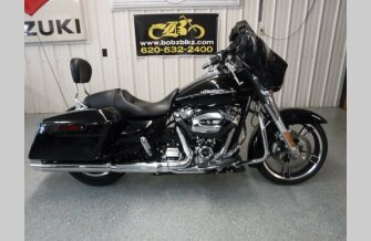 2017 Harley-Davidson Touring Street Glide for sale 200910182