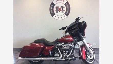 2017 Harley-Davidson Touring Street Glide for sale 200926814
