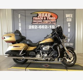 2017 Harley-Davidson Touring for sale 200929010