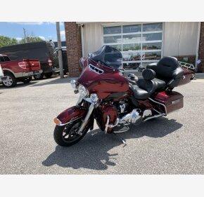 2017 Harley-Davidson Touring Ultra Limited for sale 200943528