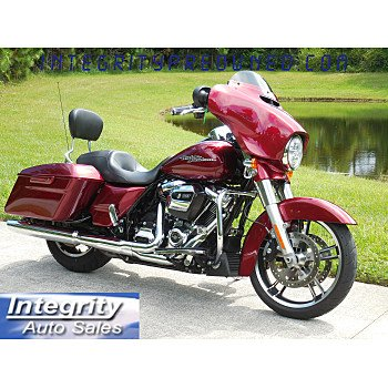 2017 Harley-Davidson Touring Street Glide Special for sale 200945779