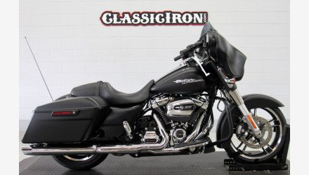 2017 Harley-Davidson Touring Street Glide Special for sale 200951083
