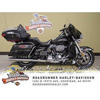 2017 Harley-Davidson Touring Ultra Limited for sale 200958298