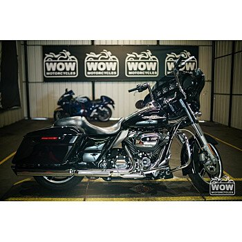 2017 Harley-Davidson Touring Street Glide Special for sale 200975211