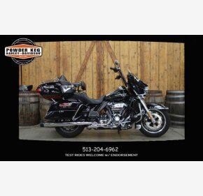 2017 Harley-Davidson Touring Ultra Limited for sale 200991151
