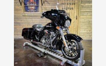 2017 Harley-Davidson Touring Street Glide for sale 201010432